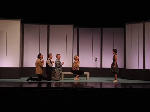 Komplexe Väter- Live im Iserlohner Parktheater
